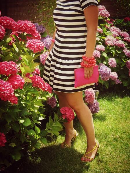 vestido rayas V