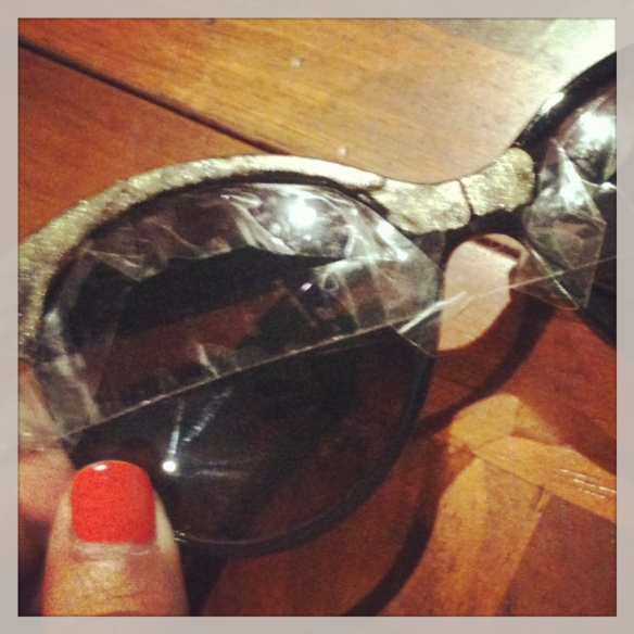 diy gafas IV
