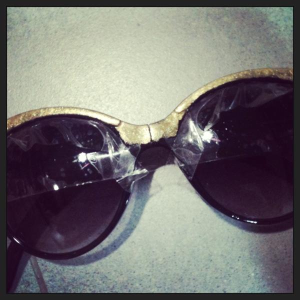 diy gafas VI