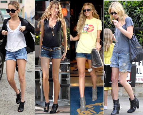 el short-jeans II