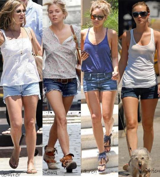 el short-jeans