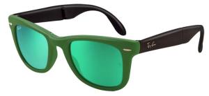 gafas-cristal-espejo rayban verdes