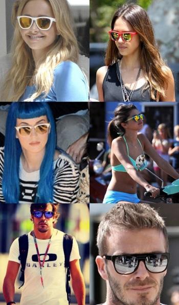 gafas-cristal-gafas_espejo  varios famosos