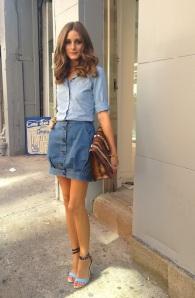 total denim Olivia-Palermo