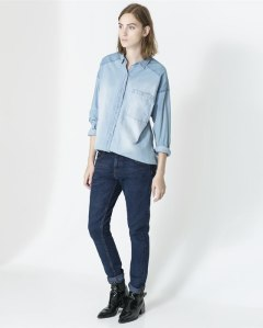 total denim zara II  2013 2014.