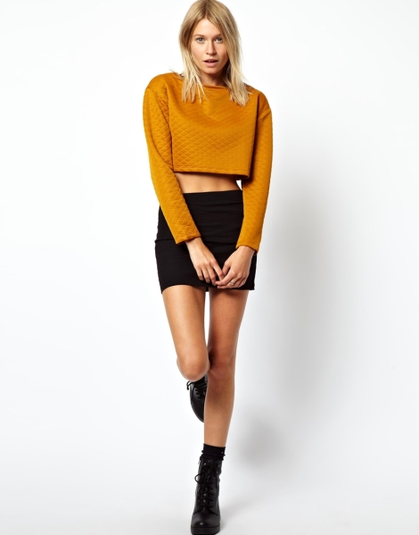crop top asos
