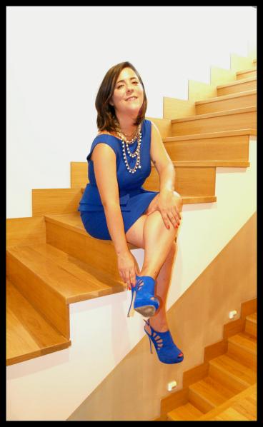mi vestido azul II