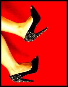 zapatos pincho II