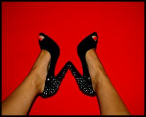 zapatos pincho III