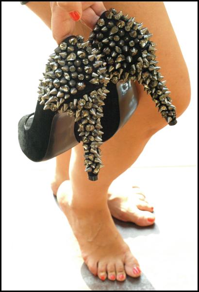 zapatos pincho