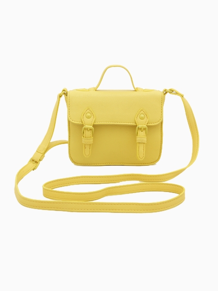 amarillo bolso