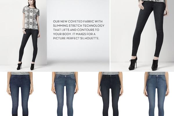 jeans faja I