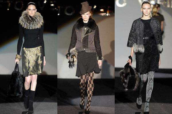 Roberto-Verino-Otoño-Invierno-2013 falda jacquard