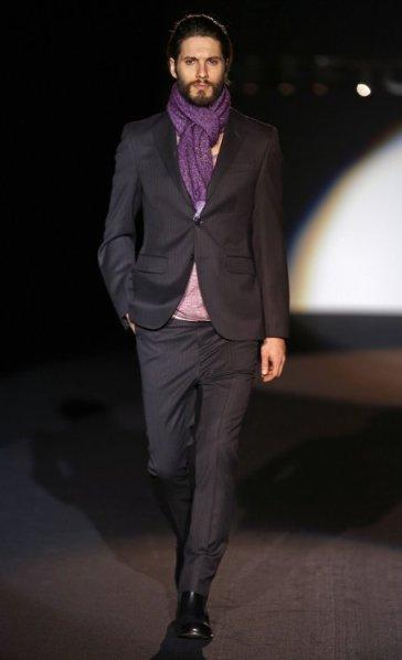 Roberto-Verino-Otoño-Invierno-2013 traje hombre