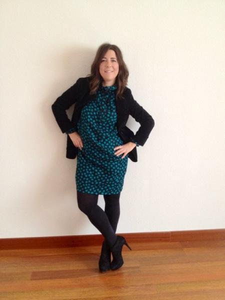 dress vintage III