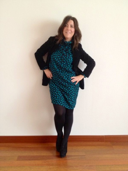 dress vintage IV