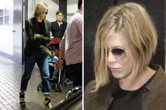NEW LOOK JENNIFER ANISTON
