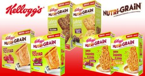 Nutri grain gama