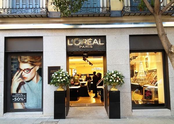 LOREAL-PARIS-TIENDA-MADRID