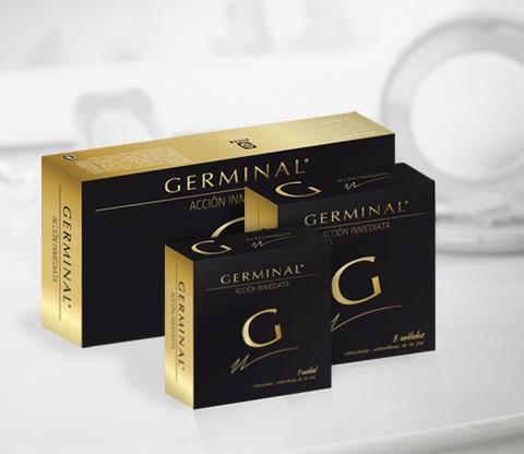 Uno de los mejores productos efecto flash, AMPOLLAS GERMINAL
