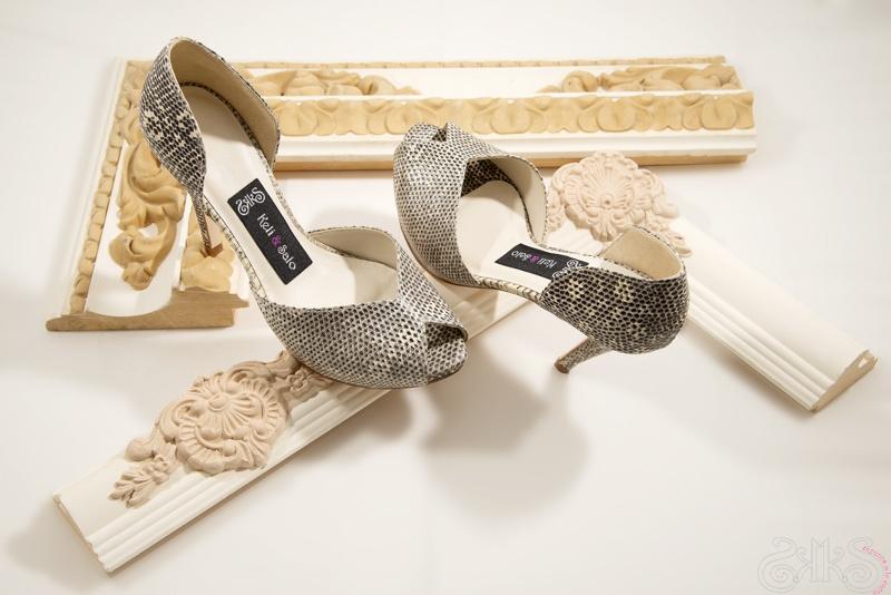 Y si quieres personalizar tú calzado... lo mejor en KELI&SALO