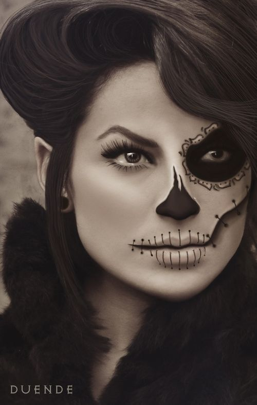 catrina-make-up