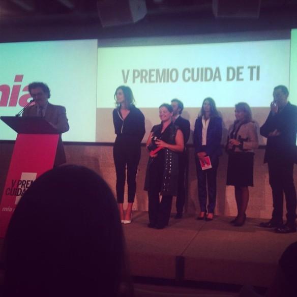 Premio Cuida de ti a la ONG EDUCO