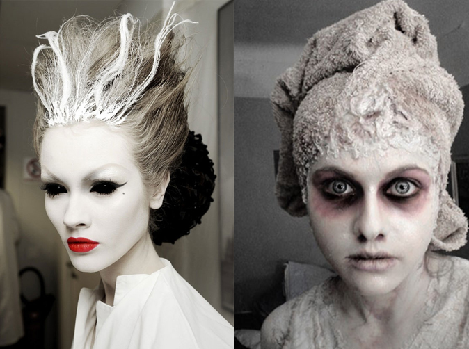 fantasma- make-up