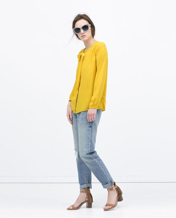 Zara SS 2015